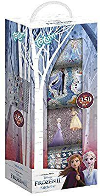 Frozen 2 stickerset (350+ stickers)