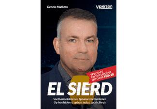 Boek ''El Sierd'' van Dennis Mulkens @ Media Markt