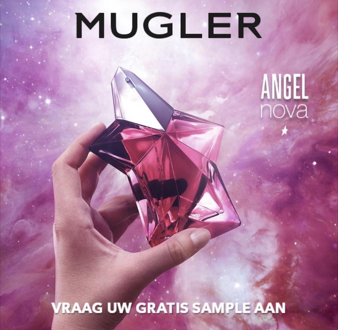 Gratis Thierry Mugler Angel-Nova parfum sample