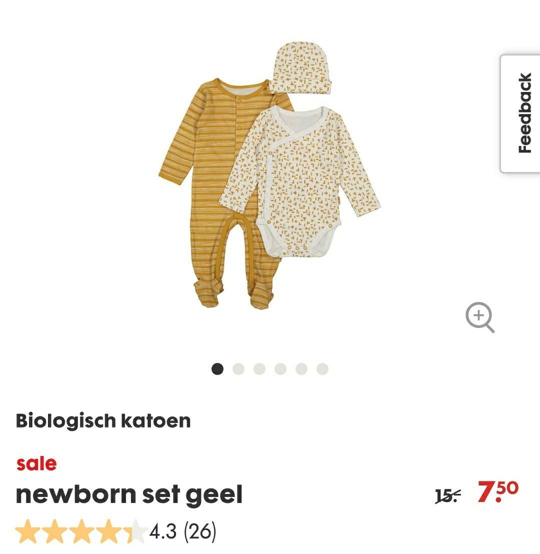 Sale op baby/kids kleding