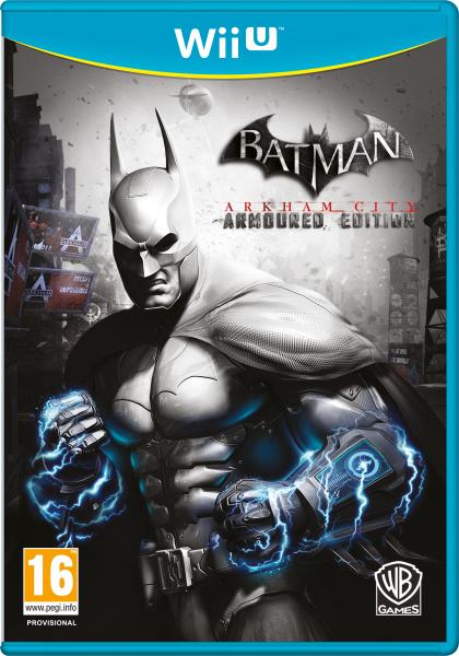 Batman: Arkham City Armored Edition (Wii U) voor € 6,35 @ Zavvi