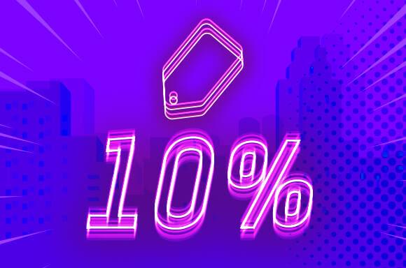 Alleen vandaag 10% korting @ Zavvi