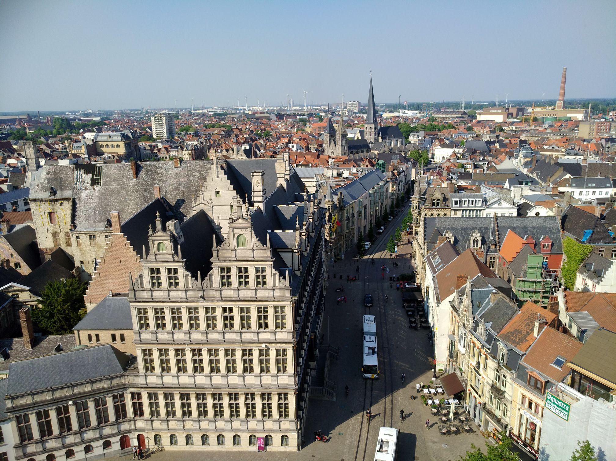 Pepperuitje met gratis en goedkope activiteiten in Gent