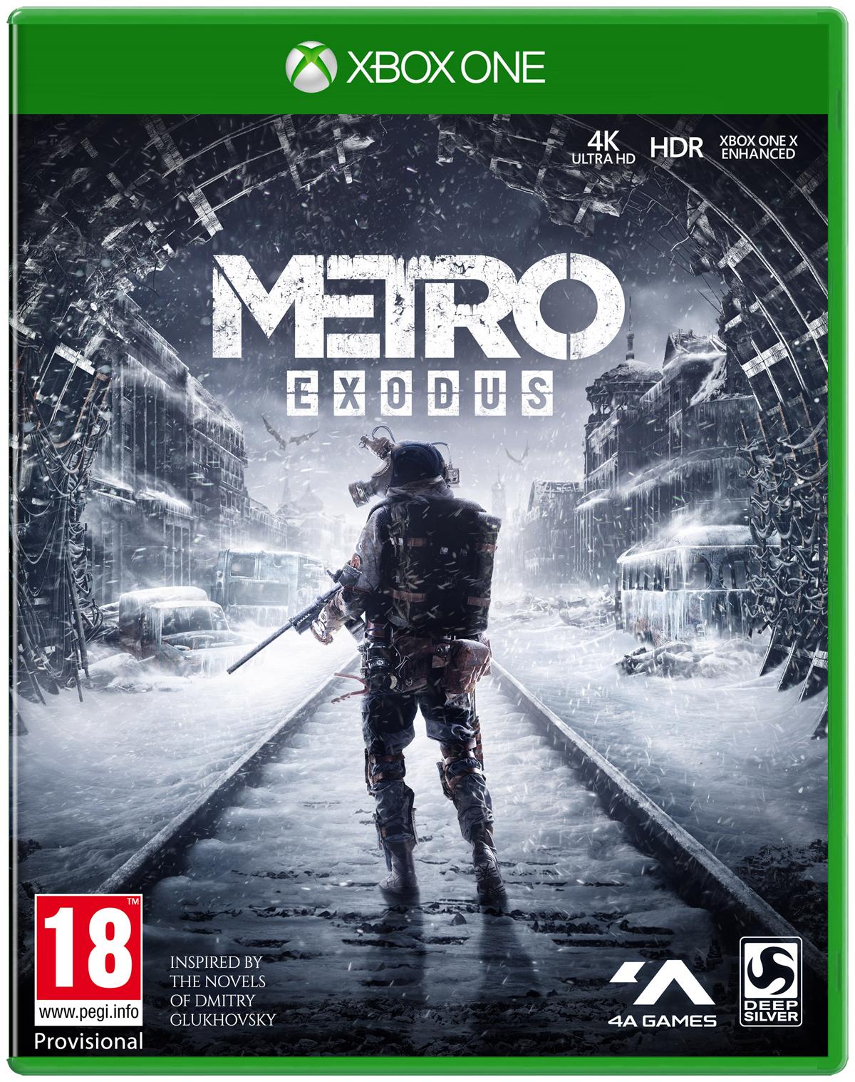 Metro Exodus + Metro 2033 Redux (Xbox One)