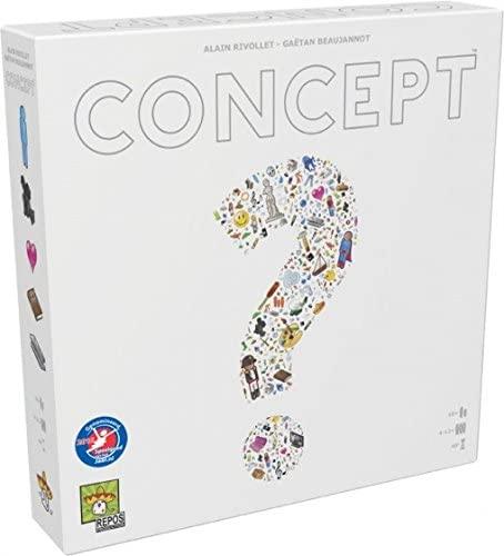 Concept - Bordspel