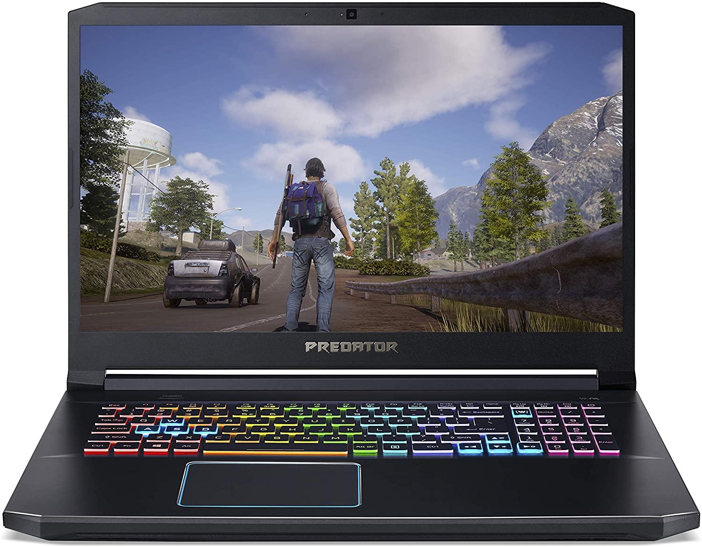 """Acer Predator Helios 300, Gaming Laptop van 17.3"""" Full-HD IPS"""