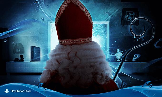 Playstation Sinterklaas Actie! Gratis Game?