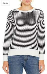 Esprit dames trui/pullover off white @ amazon.nl