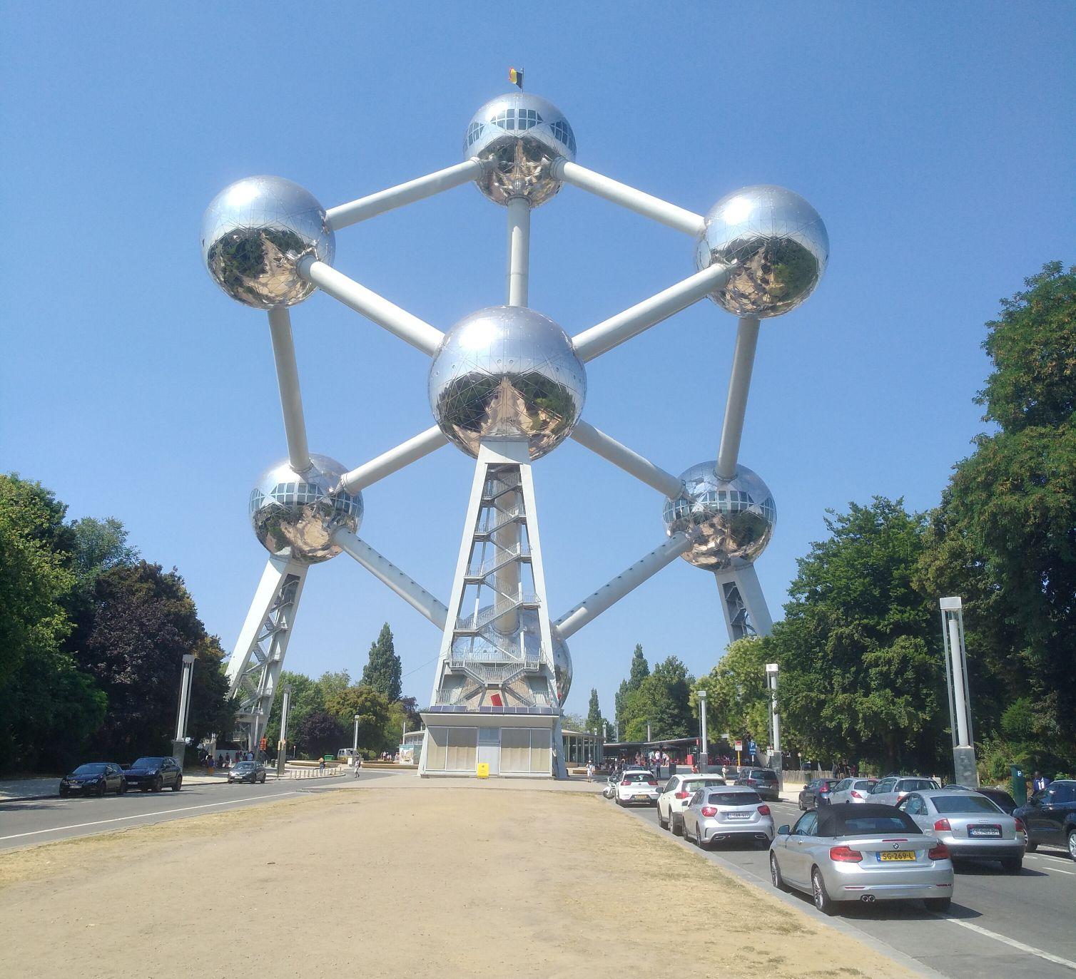 Gratis 3 uitjes in België (o.a. Het Atomium, De Koninck, Gravensteen en het Bastogne War Museum)