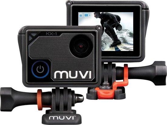 Veho Muvi KX-1 actiesportcamera 4K Ultra HD Wi-Fi 67 g