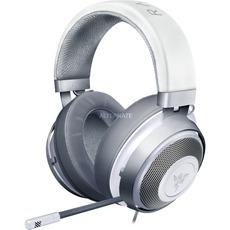 Razer Kraken headset - Mercury White Edition gaming headset