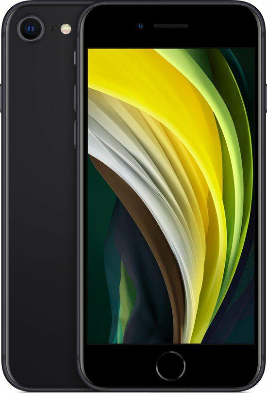 Apple iPhone SE (2020) - 64GB - Zwart