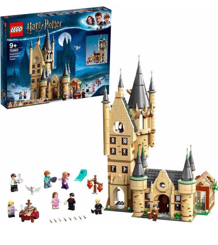 Lego Harry Potter Zweinstein De Astronomietoren (75969)