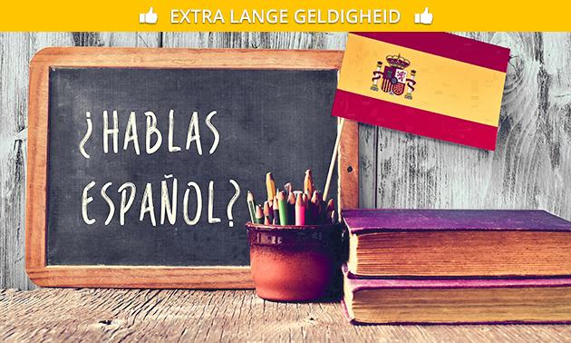 betrouwbaar? Cervantes Idiomas online cursus Spaans met 6/12/18/36/60 maanden toegang.