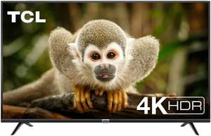 TCL 50DP600 | 50 inch 4K UHD Smart TV