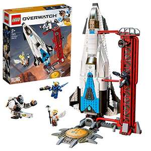 LEGO 75975 Overwatch Watchpoint - Laagste ooit- Amazon.co.uk