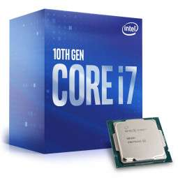 Intel i7-10700 2,90 Ghz (Comet Lake) Sockel 1200 - boxed
