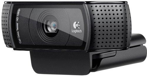 [UPDATE] Logitech HD Pro Webcam C920 voor €50,25 @ Amazon.fr