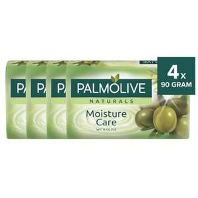 Palmolive voor €1,- (4x tablet of 1 pompje) @Etos