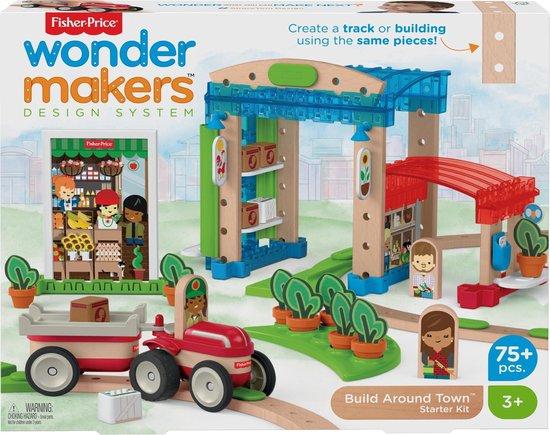 Fisher-Price Wonder Makers sets in aanbieding @ bol.com / Amazon NL