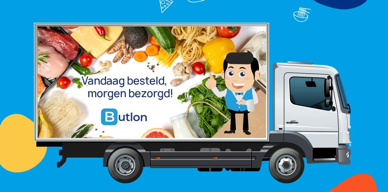 €5 korting bij online supermarkt Bulton