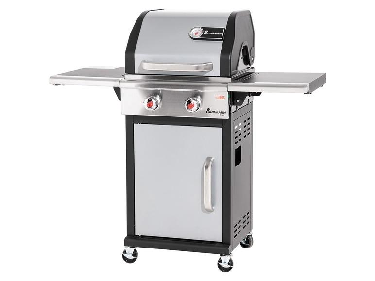 Landmann Triton PTS 2.0 gasbarbecue @ Lidl