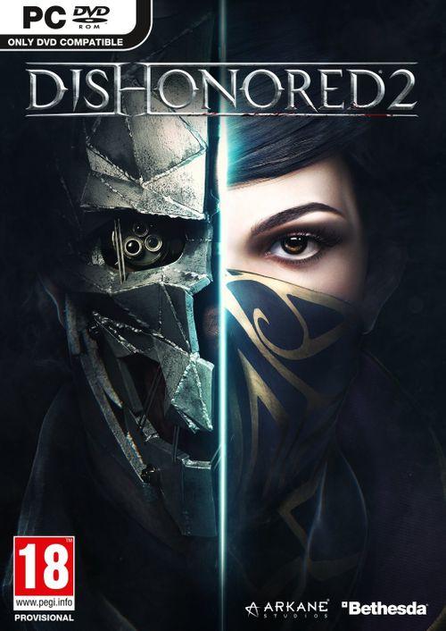 [Steam/PC] Dishonored 2 €3,89 @CDkeys.com
