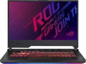 ASUS ROG Strix G512LW-HN055T-BE - Gaming Laptop - 15.6 inch - Azerty
