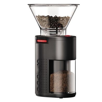 Bodum Bistro elektrische koffiemolen @ Bodum