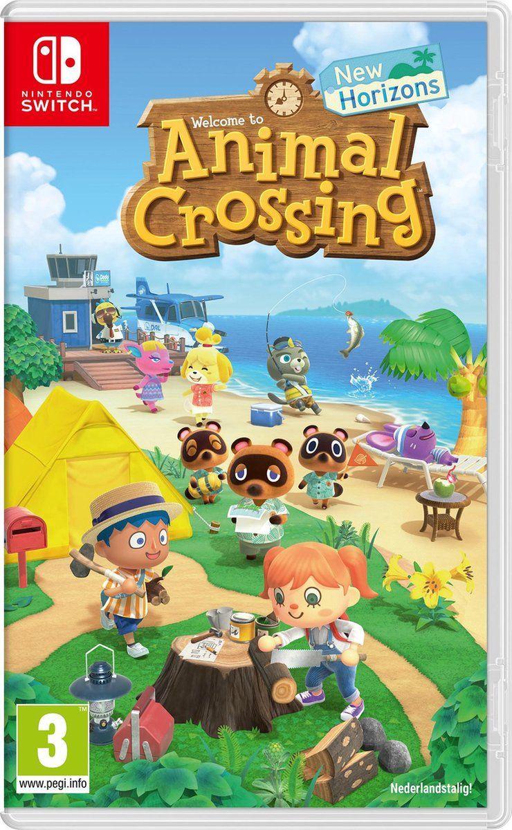 Animal Crossing NA key