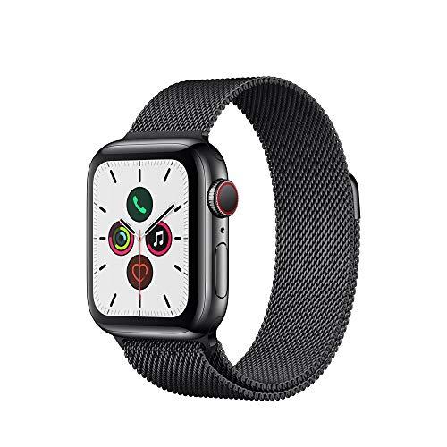 Apple Watch 5 RVS (GPS + cellular) 40mm milanese loop space grey