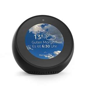 [Duitsland] Amazon Echo Spot Zwart/Wit