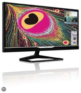 Philips 298X4QJAB Ultra Wide IPS Monitor voor € 299,- @ Bol.com
