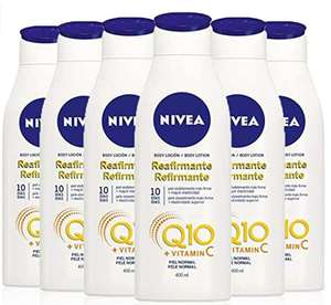 NIVEA Q10plus Verstevigend Body Lotion - in 6-pack (6 x 400 ml)