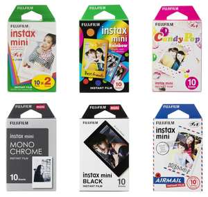 Instax Mini Film voor Instax Mini Camera 2+1 gratis @ HEMA