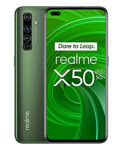 "Realme X50 Pro 5G smartphone (12/256GB, 6,44"", 90Hz, AMOLED, SD865, NFC, 4200mAh, 65W)"