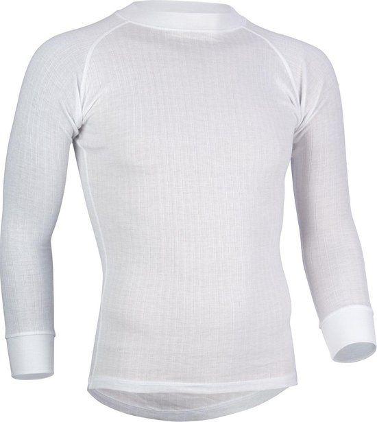 Avento Basic Thermo - Thermoshirt - Heren - S - Wit
