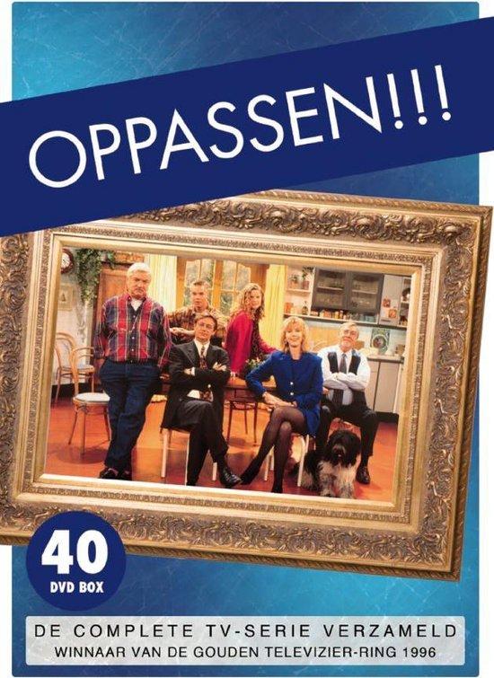Oppassen - De complete serie op DVD
