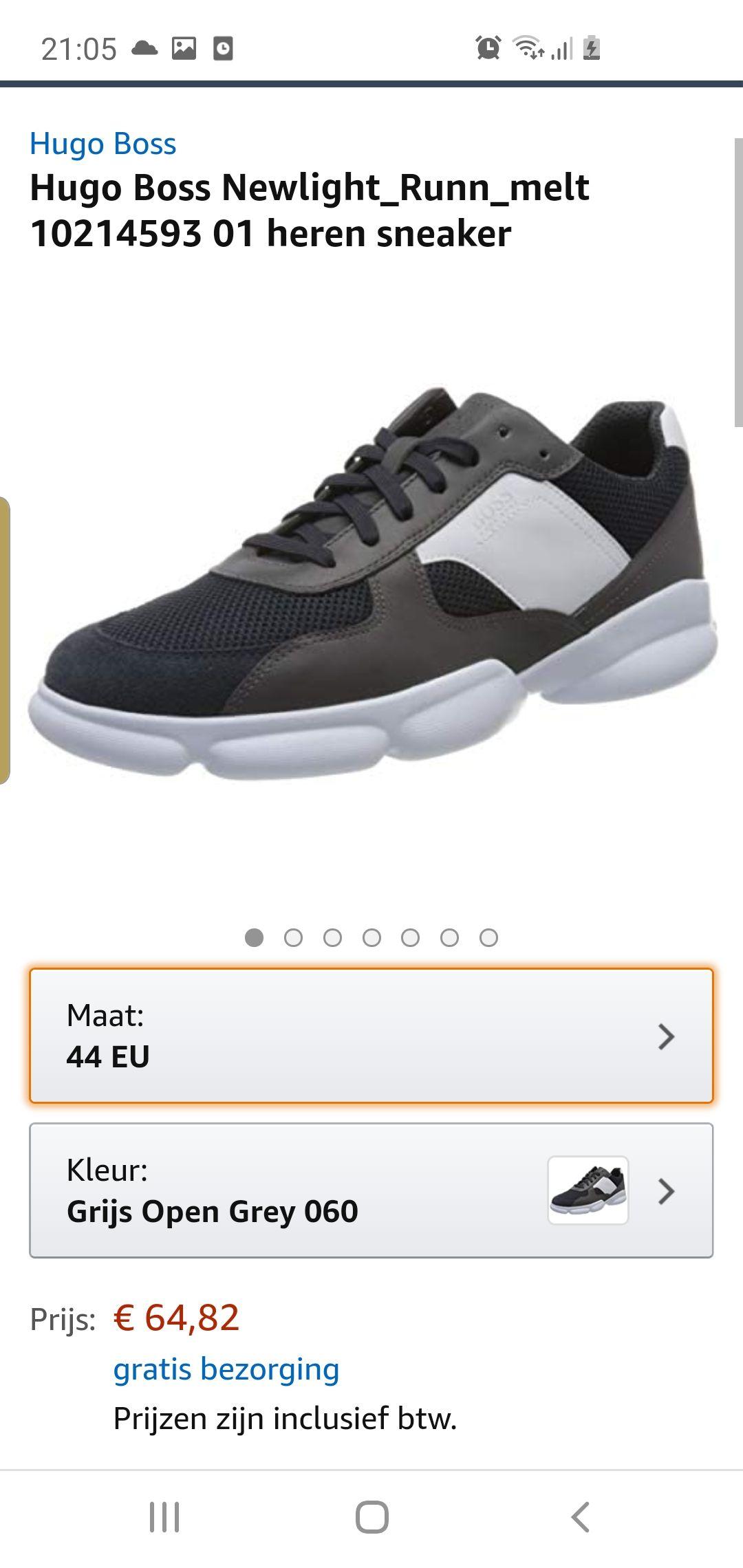 Hugo boss sneakers amazon.nl