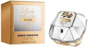 Paco Rabanne Lady Million Lucky Eau de Parfum 80 ml @ Amazon.nl