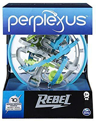 Perplexus REBEL (nieuwe versie van ROOKIE) en ook BEAST en EPIC