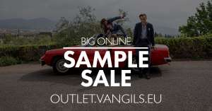 Van Gils Online Sample Sale