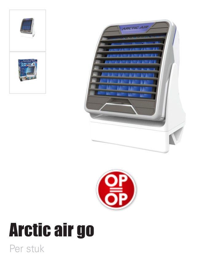 Arctic air go.