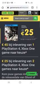 Inruil actie game mania voor ghost of thoshima