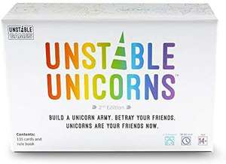 Unstable Unicorns (kaartspel)