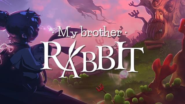 My Brother Rabbit (Nintendo Switch) voor €1,49 (was €14,99)