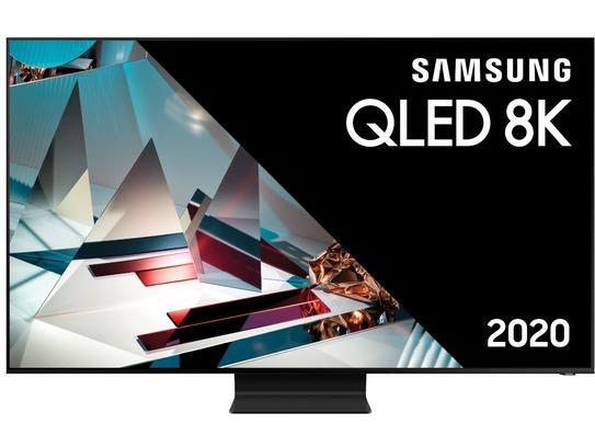 Samsung QLED 8K QE75Q800T + extra €500 cashback