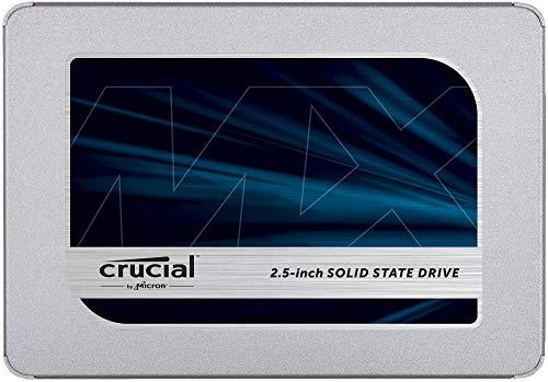 Crucial MX500 250GB voor 35,09 euro!