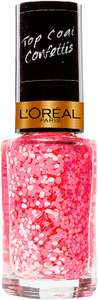 L 'Oréal Paris Color Riche Quads nagellak 829 confetti pink.