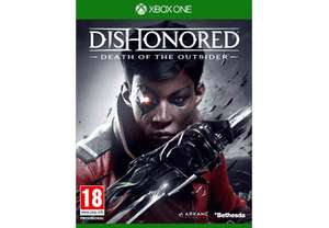 Dishonored - Death Of The Outsider (Xbox One) @ Media Markt